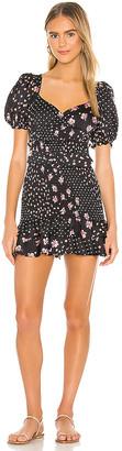For Love & Lemons Camellia Mini Dress