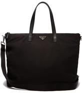 Prada - Nylon Tote Bag - Mens - Black