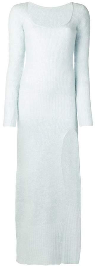 Jacquemus long Dao dress