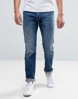 Edwin Ed-71 Shuttle Blue Slim Fit Jeans