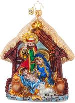 Christopher Radko Joyful Night Ornament