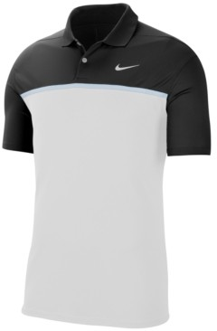 Nike Men's Victory Dri-fit Colorblocked Golf Polo