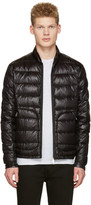 Moncler Black Down Acorus Jacket