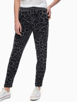 Splendid Printed Leopard Jogger