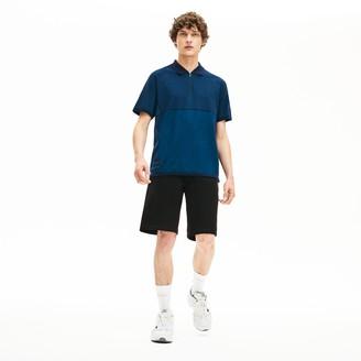 Lacoste Men's Motion Stretch Cotton Bermuda Shorts