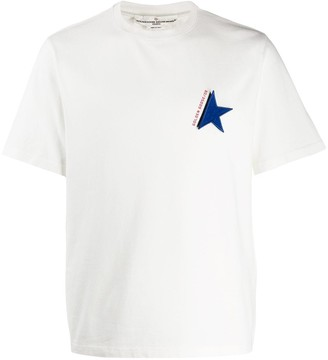 Golden Goose star patch T-shirt