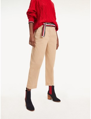 Tommy Hilfiger Relaxed Fit Organic Cotton Chino