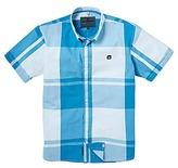 Voi Jeans Arena Large Check Short Sleeve Shirt Regular