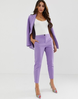 Asos Design DESIGN pop slim suit pants