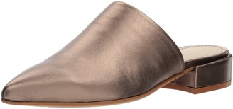 Kenneth Cole New York Women's Aisley Pointed Toe Flat Slip on Mule