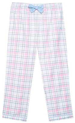 Jack Wills Copthorne Check Cropped Lounge Pants