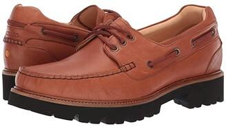 Samuel Hubbard Camplight (Saddlebag Tan) Men's Shoes