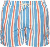 Solid & Striped The Classic striped swim shorts