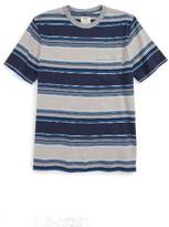 Vans Boy's Brunswick Stripe T-Shirt
