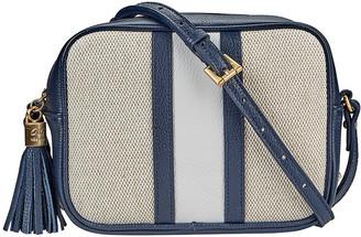 GiGi New York Maddie Canvas Camera Crossbody Bag