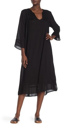 James Perse Relaxed Farmer Dress