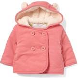 Toddler Girl's Mini Boden Cozy Cord Jacket