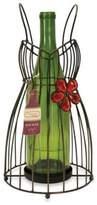 Boston Warehouse Vineyard Road Dress Wine Bottle Holder