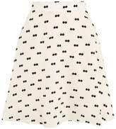 Glamorous **Eyes Print Skirt