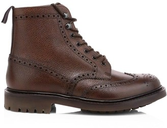 Church's McFarlane Highland Grain Leather Boots