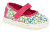 Toms Toddler Girl's Mary Jane Flat