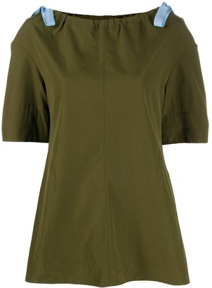 Marni Bow Detail Tunic
