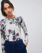 Oasis Floral Knitted Sweater