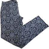 Pinko Grey Cotton Trousers for Women