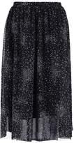 Pieces PCNOBU Aline skirt navy blazer