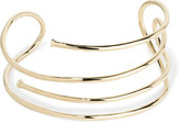 Jennifer Fisher Large Pipe Gold-plated Choker