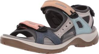 Ecco Offroad Open Toe Sandals Womens