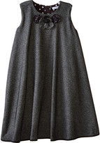 Dolce & Gabbana Back to School Flared Dress (Toddler/Little Kids)