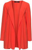 Sallie Sahne Plus Size Open front jacket