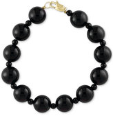 Effy Eclipse by Onyx (12 & 4mm) Bead Bracelet