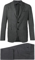 Tagliatore two-piece suit - men - Cupro/Virgin Wool - 48
