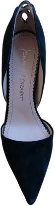 Jean-Michel Cazabat Jean Michel Cazabat Black Leather Heels