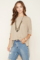 Forever 21 FOREVER 21+ Loose Knit Top