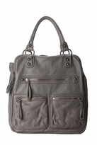 Linea Pelle Dylan Tote in Iron