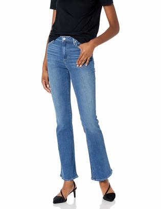 Paige Women's Laurel Canyon Transcend High Rise Flare Jean 32''
