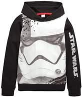 Star Wars Starwars Boys Storm Trooper Overhead Hoody