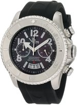 Magnum Vip Time Italy Women's VP8025BK Lady Sporty Chronograph Watch