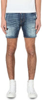 Dsquared2 Slim-fit Mid-rise Denim Shorts