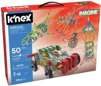 Lego K'nex K'NEX Power & Play 50 Model Motorised Building Set