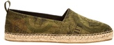 Givenchy Dollar-print Canvas Espadrilles