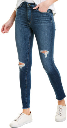 Joe's Jeans Dubai High-Rise Skinny Ankle Cut