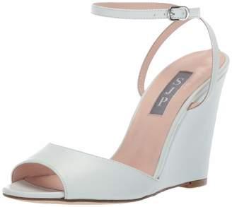 Sarah Jessica Parker Women's Boca Wedge Ankle Strap Sandal