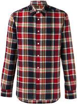 Bellerose checked shirt - men - Cotton/Linen/Flax/Ramie - S