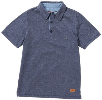 7 For All Mankind Knit Polo