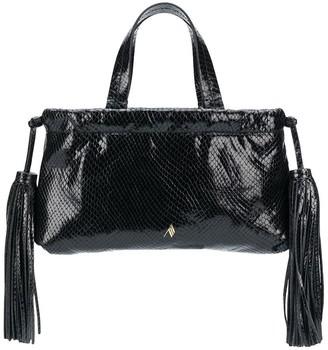 ATTICO Tassel-Embellished Embossed Tote Bag