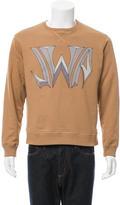 J.W.Anderson Logo Crew Neck Sweatshirt